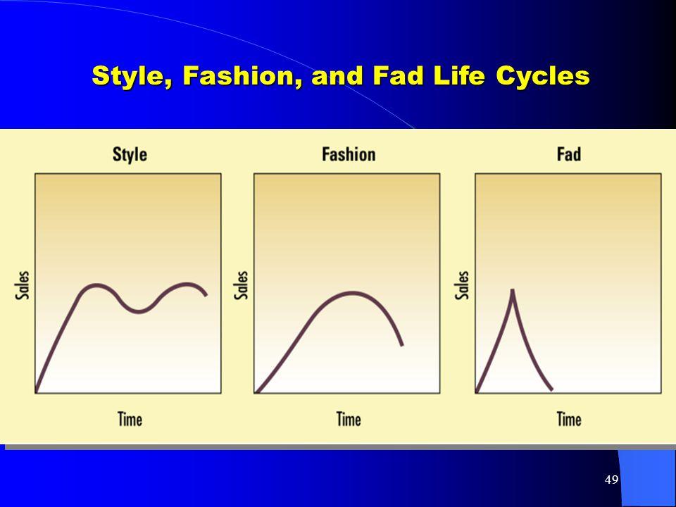 48 รูปลักษณะอื่นของวงจรชีวิต ผลิตภัณฑ์ Cost Product Life- Cycle Patterns