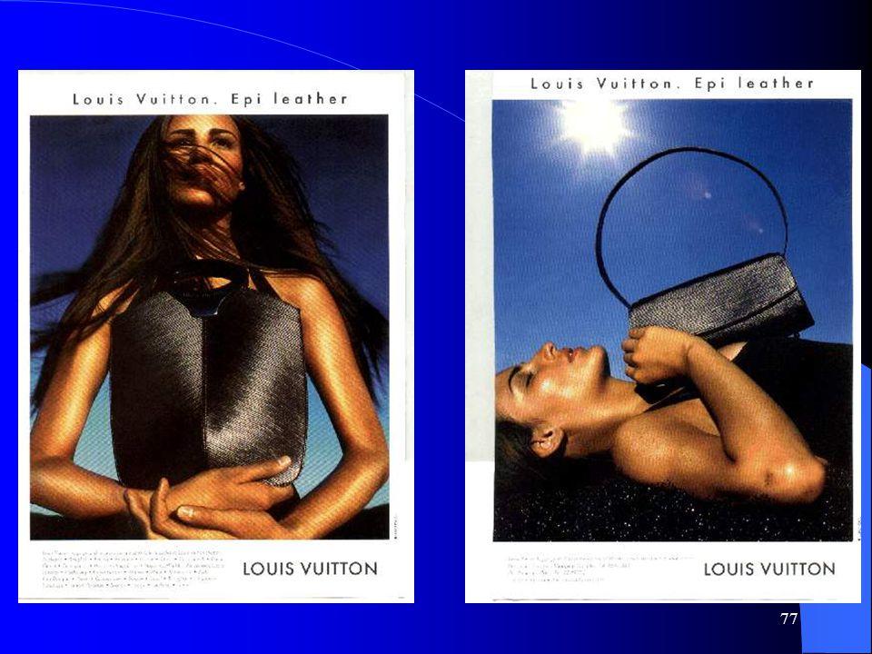 76 ตัวอย่างการกำหนดผังแสดง ตำแหน่งผลิตภัณฑ์ ราคาสูง คุณภาพสูงคุณภาพต่ำ ราคาต่ำ Louis vuitton