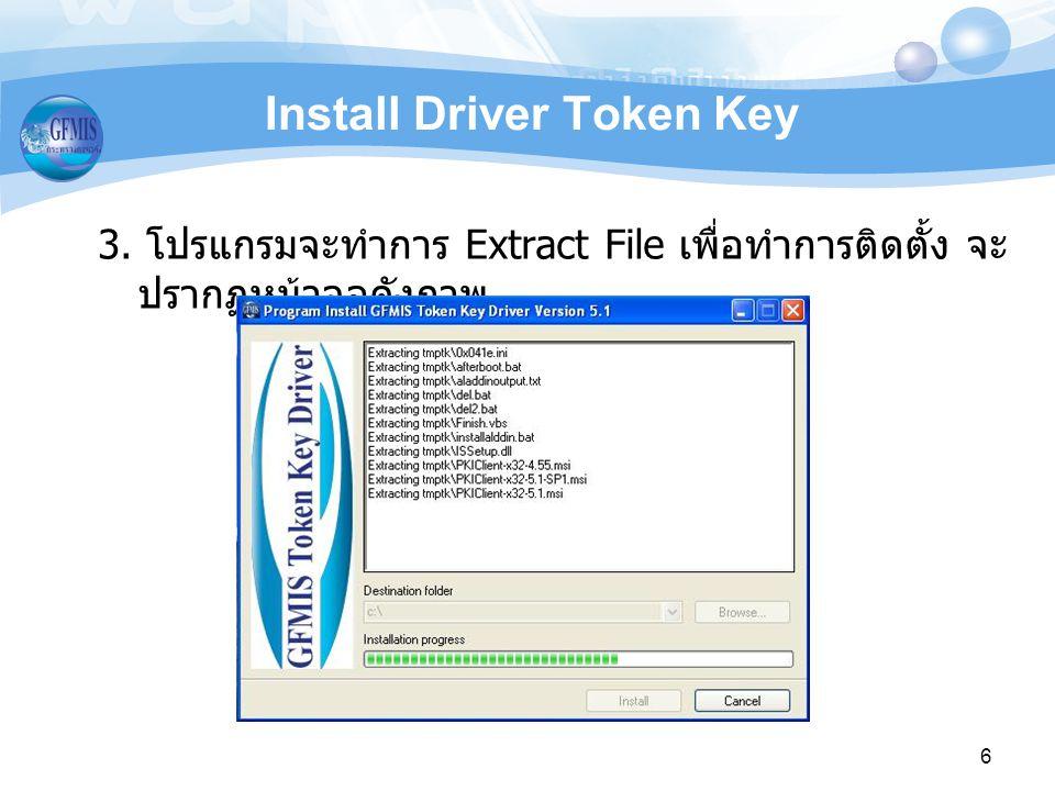 17 Remove Driver Token Key 2. ดับเบิ้ลคลิกที่ Add or Remove Program