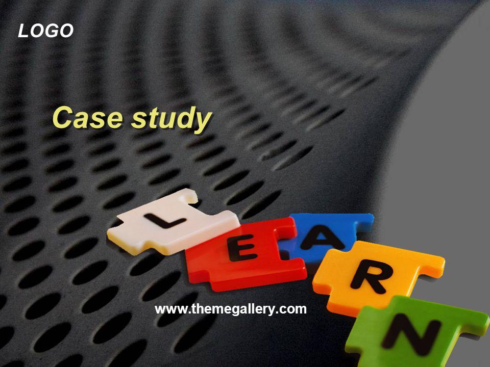 LOGO Case study www.themegallery.com