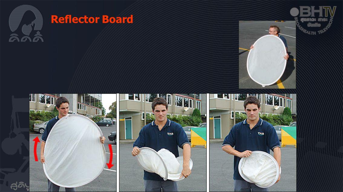 Reflector Board