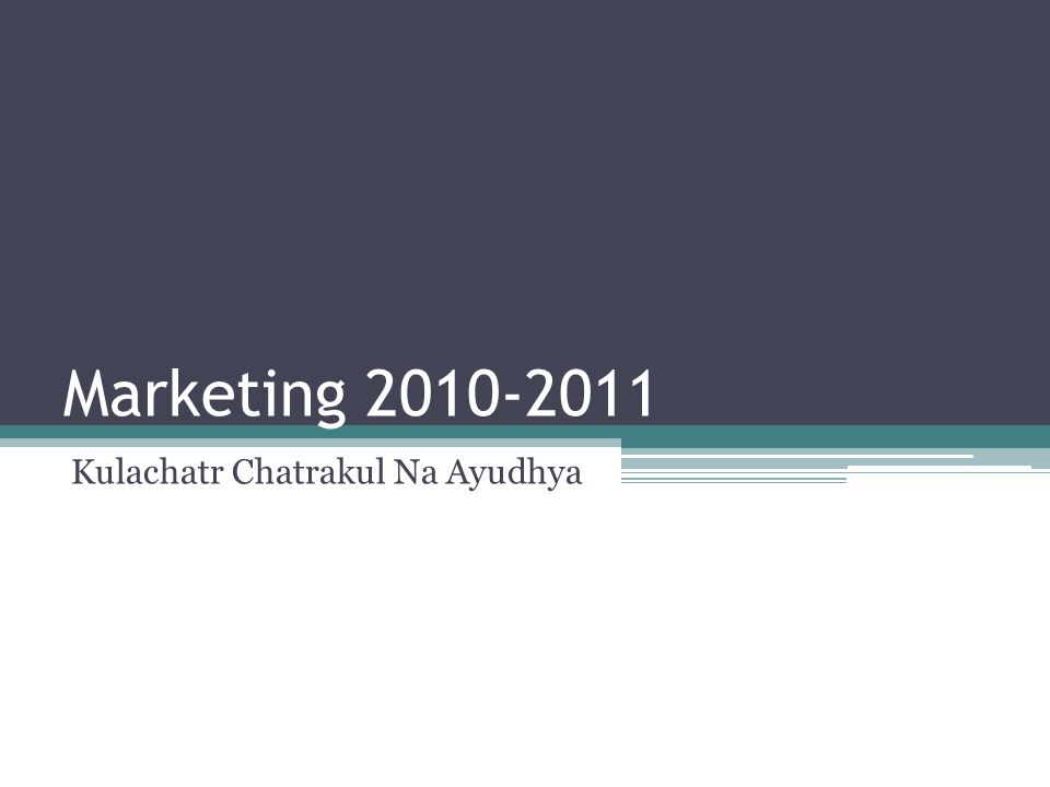 Agenda Extended Marketing Concepts Trend 2010-11 ▫http://www.entrepreneur.com/trends/index.htmlhttp://www.entrepreneur.com/trends/index.html Logistics in ASEAN 2015 ICT in Marketing & Innovation ▫Voice command ; Ford, BB, iPhone ▫Renewal energy ▫Ec0-design