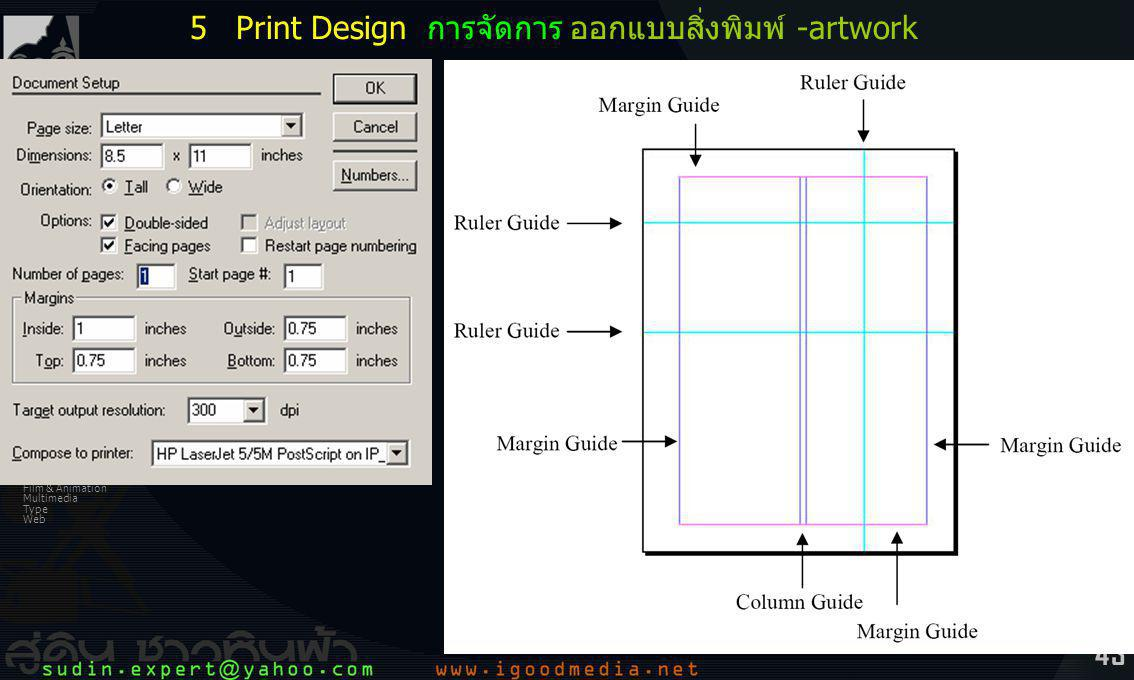 43 Content: 0Introduction Design & Graphic Design Designer ตัวขับความหมาย 1Basic Thinking Concept Creative Thinking Thinking Process 2Witty Thinking 3