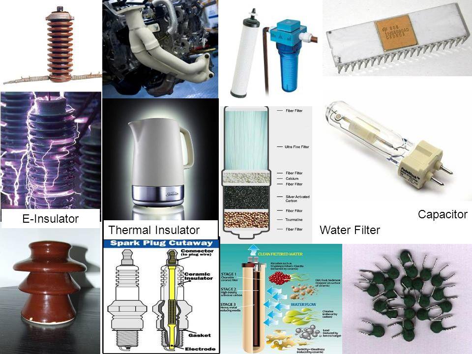 Kulachatr C. Na Ayudhya27 Capacitor Water FilterThermal Insulator E-Insulator