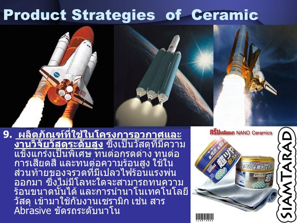 Kulachatr C.Na Ayudhya30 Product Strategies of Ceramic 9.