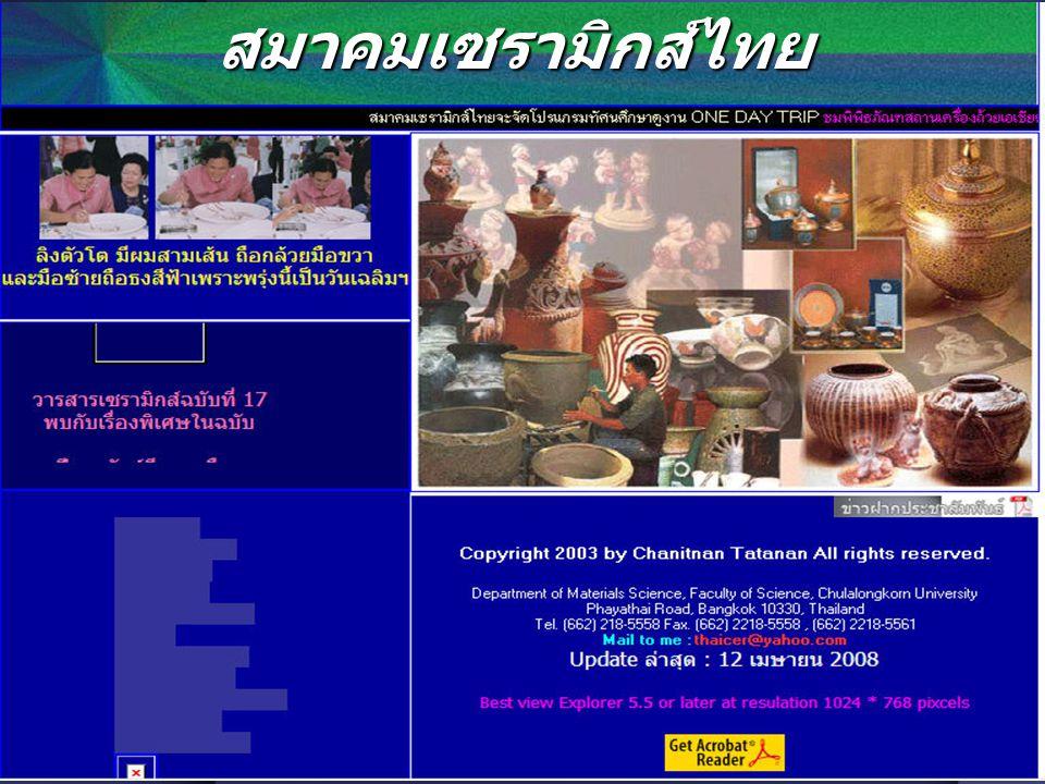 Kulachatr C. Na Ayudhya47สมาคมเซรามิกส์ไทย