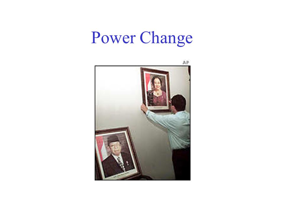 Power Change