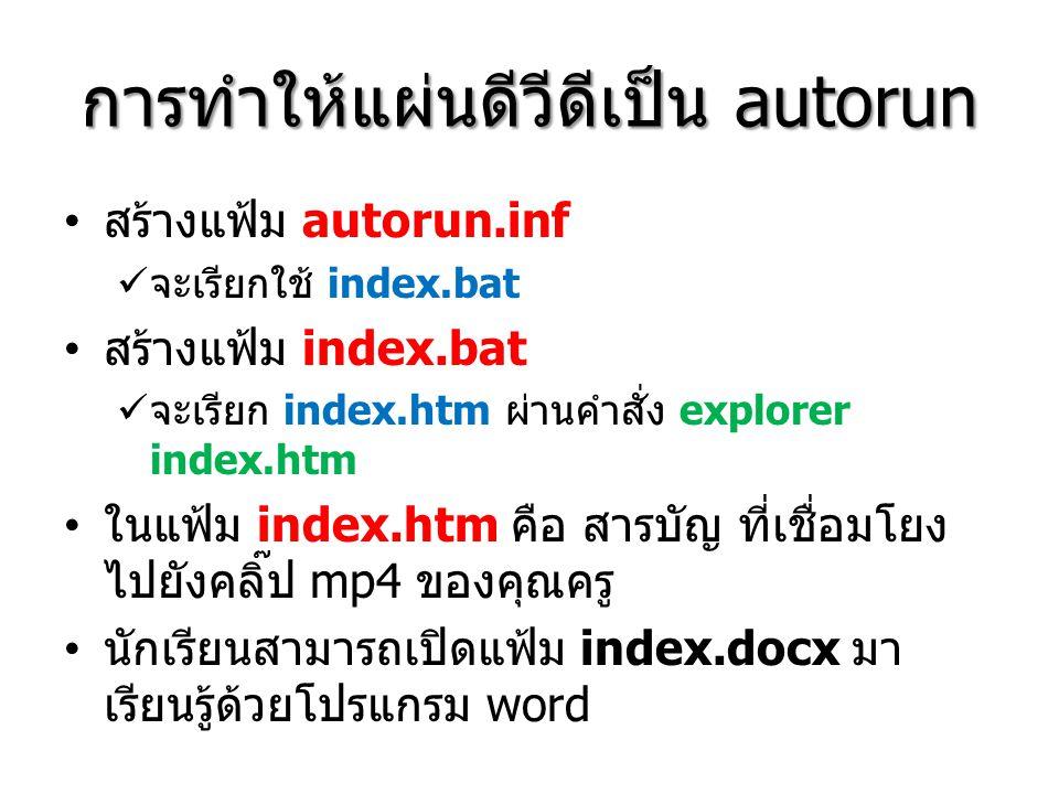 ลักษณะแฟ้ม index.docx
