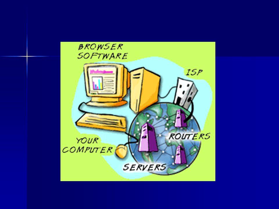 การเชื่อมต่อผ่านโมเด็มสู่เครือข่ายอินเทอร์เน็ต