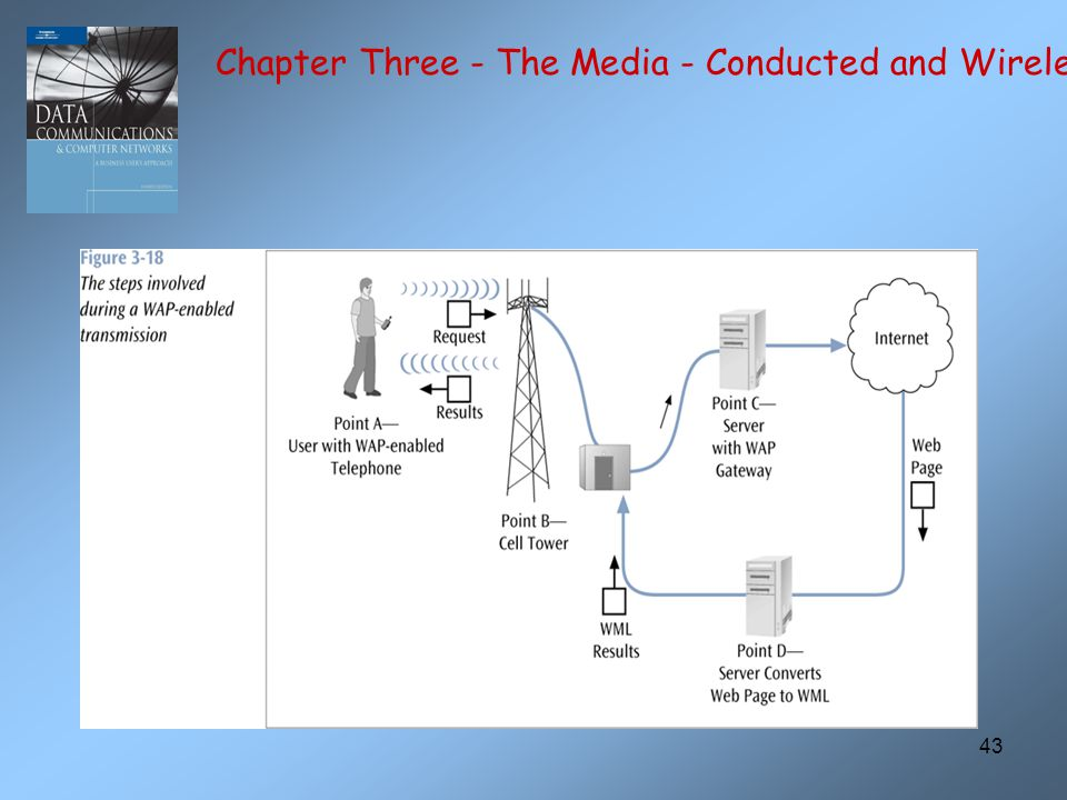 43 Chapter Three - The Media - Conducted and Wireless