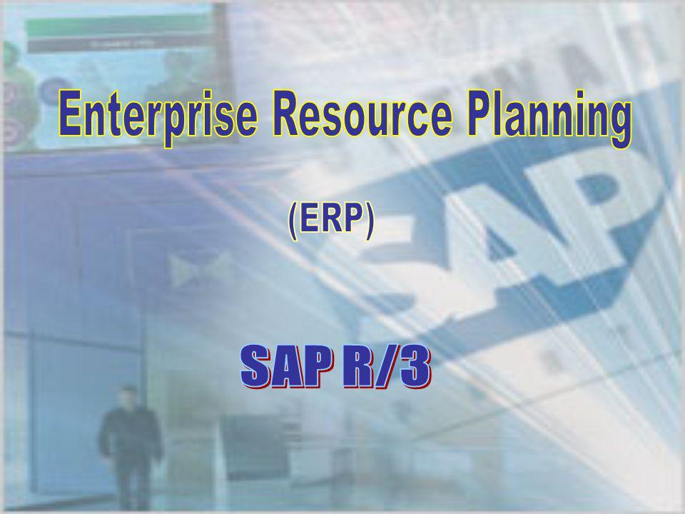 โปรแกรม ERP ต่าง ๆ oBaaN oPeoplesoft oJD Edwards oORCLE Financial Application oSAP