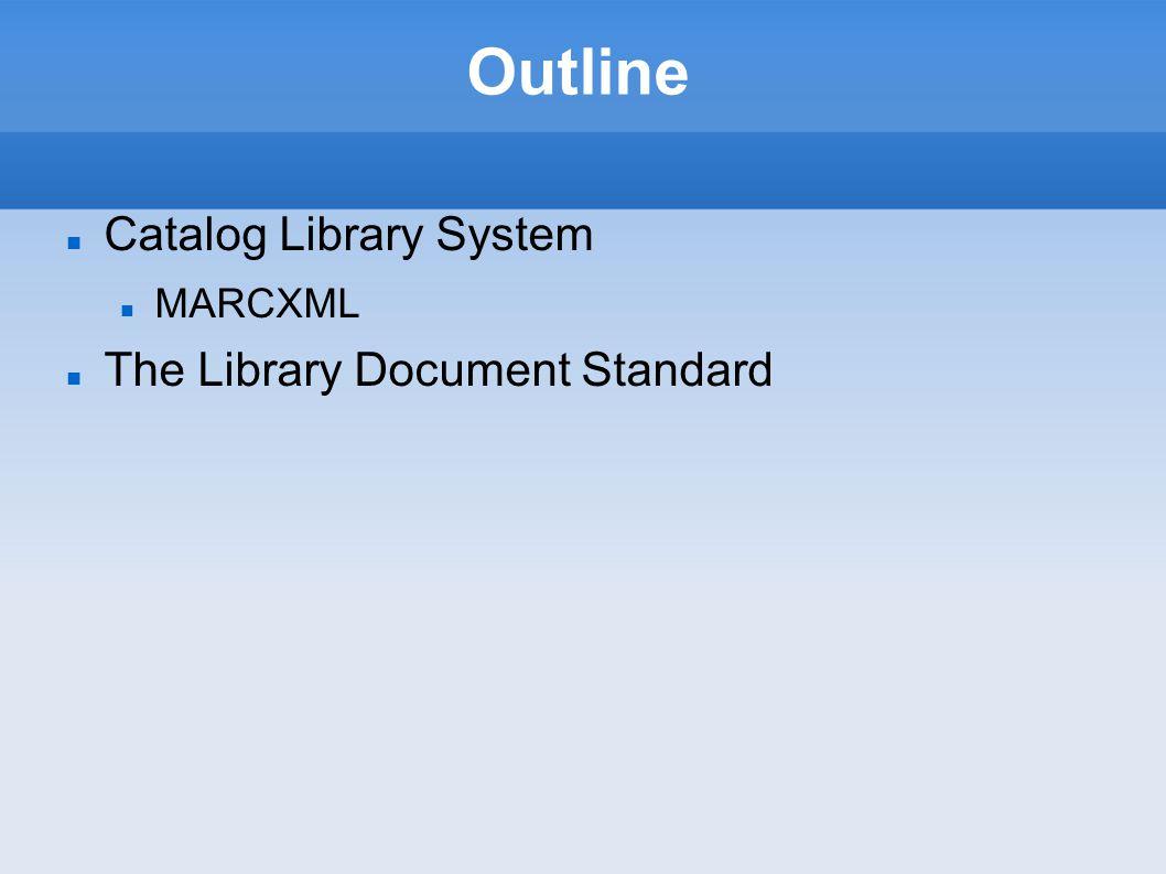 Library Document - XML 1.1.1