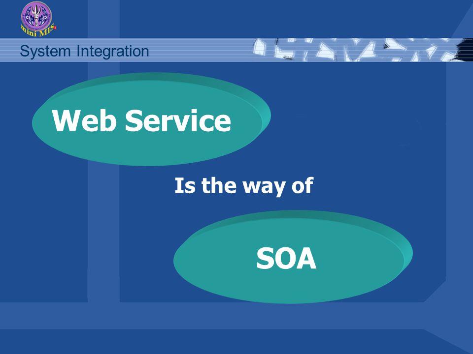 System Integration Secure SOA
