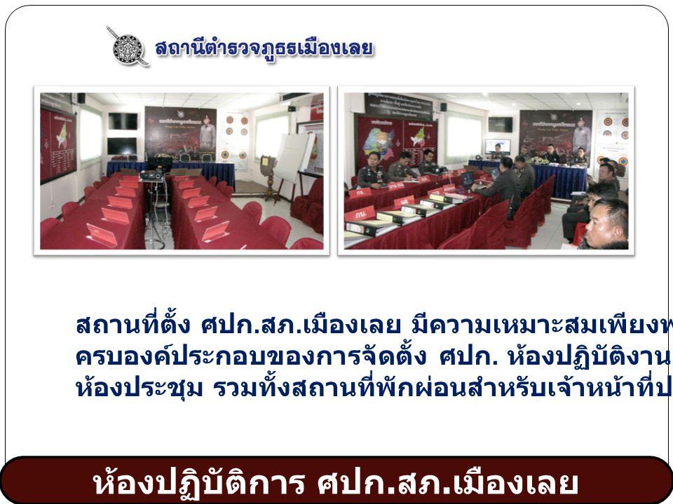 www.themegallery.com 1 2 3 4 ห้องปฏิบัติการ ศปก.สภ.