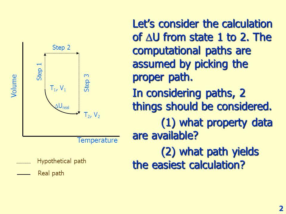 13 จัดรูปสมการใหม่ d(nU) = Td(nS) – Pd(nV) d(nH) = Td(nS) + (nV)dP d(nA) = - Pd(nV) – (nS)dT d(nG) = (nV)dP – (nS)dT ทั้งหมดเป็น Exact Differential Equation
