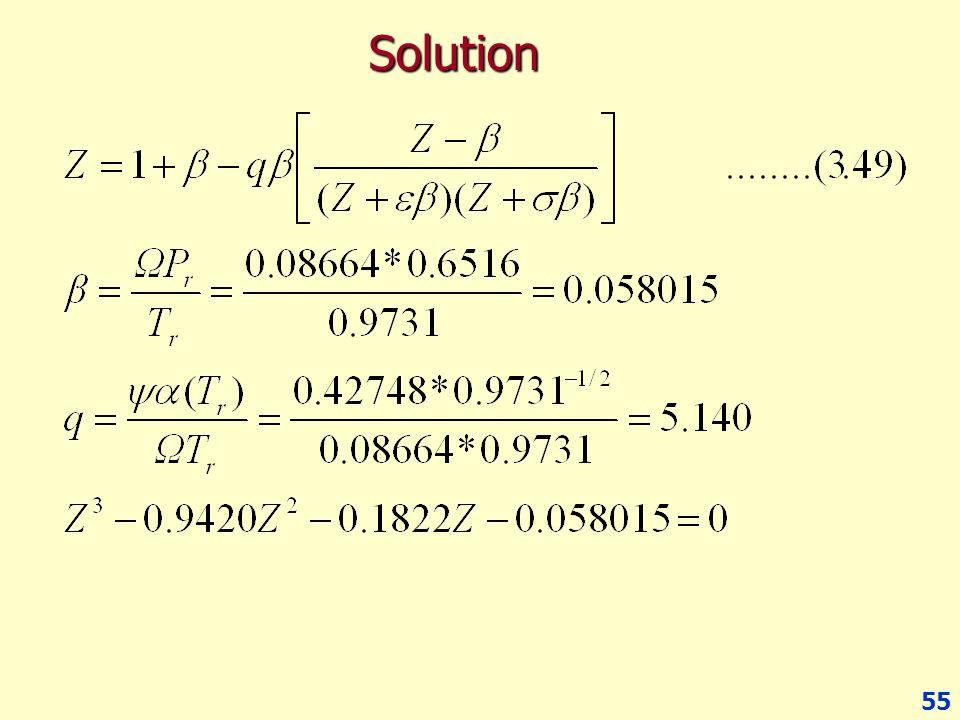 55 Solution