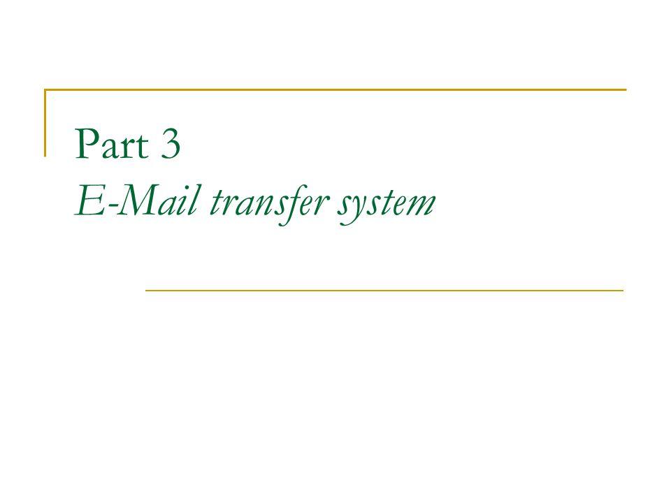 โครงสร้างพื้นฐานของระบบอีเมล นาย ก.MUA ของนาย ก. MTA ของนาย ก.