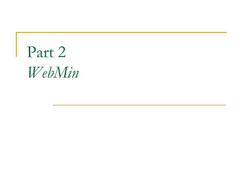 Part 2 WebMin