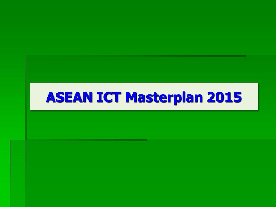 ASEAN ICT Masterplan 2015