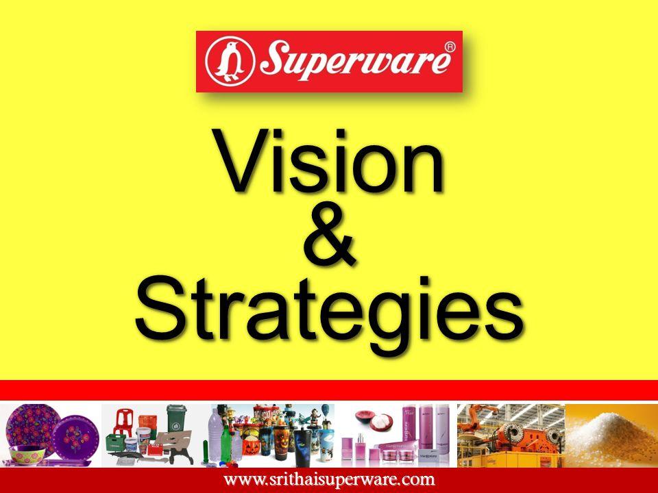 Vision&StrategiesVision&Strategies