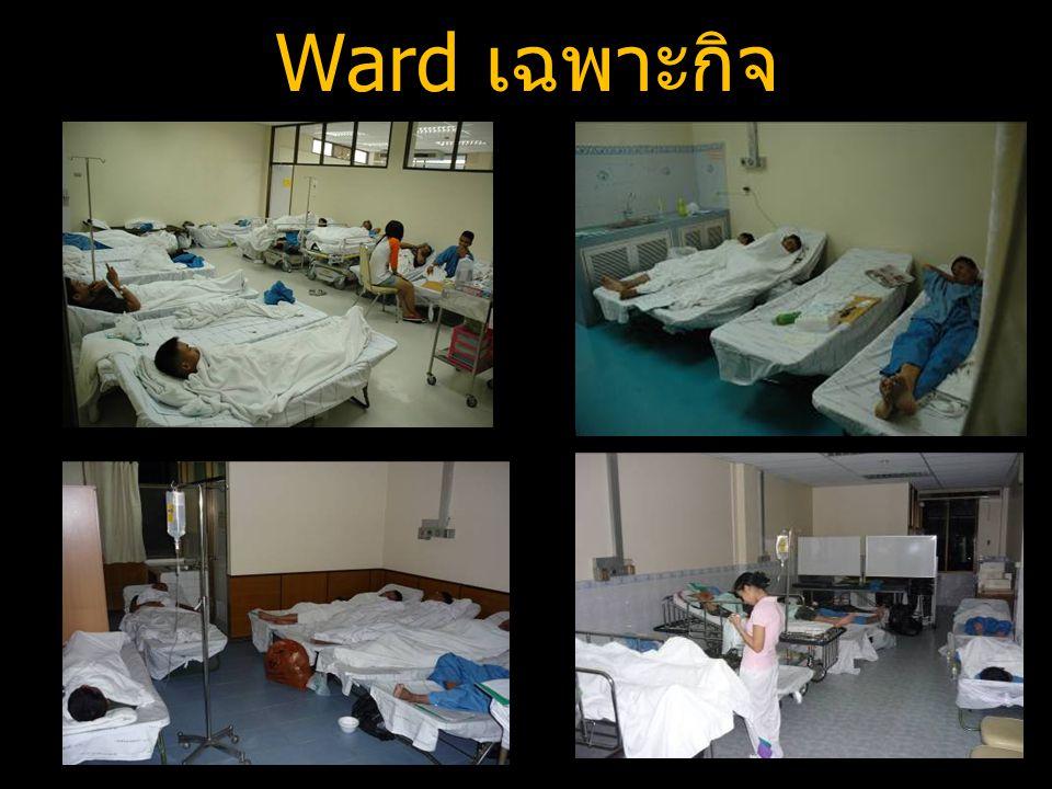 Ward เฉพาะกิจ