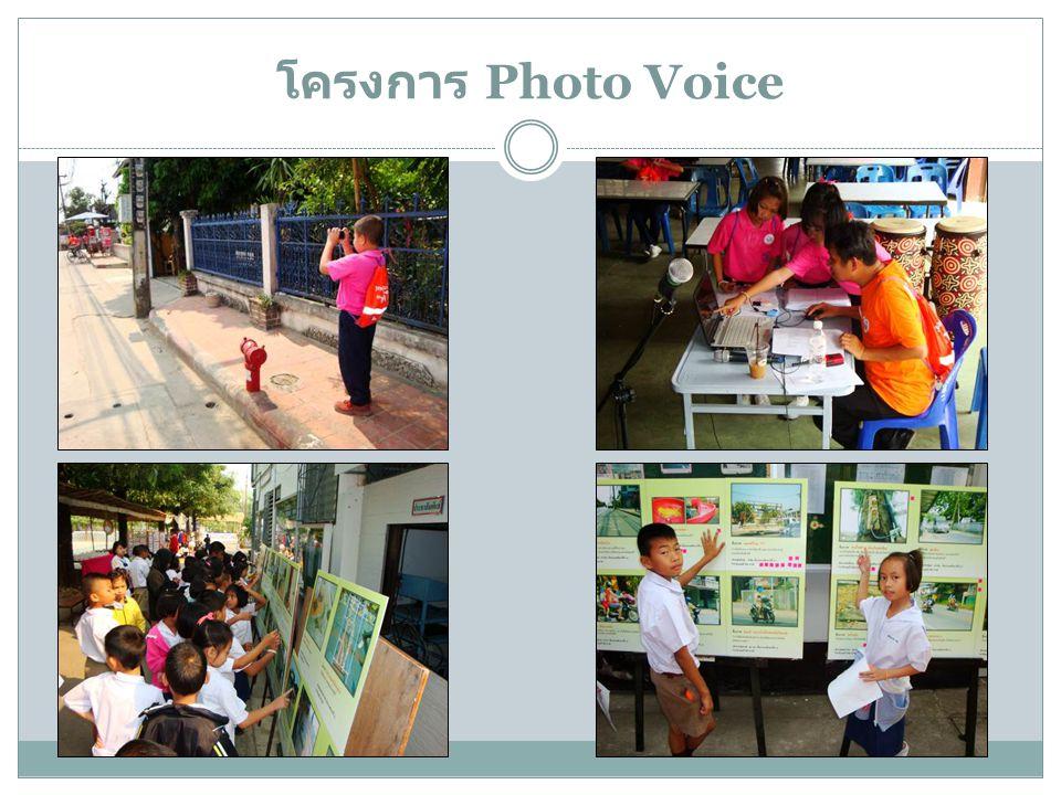 โครงการ Photo Voice