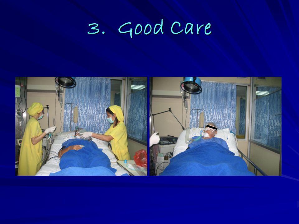 3. Good Care