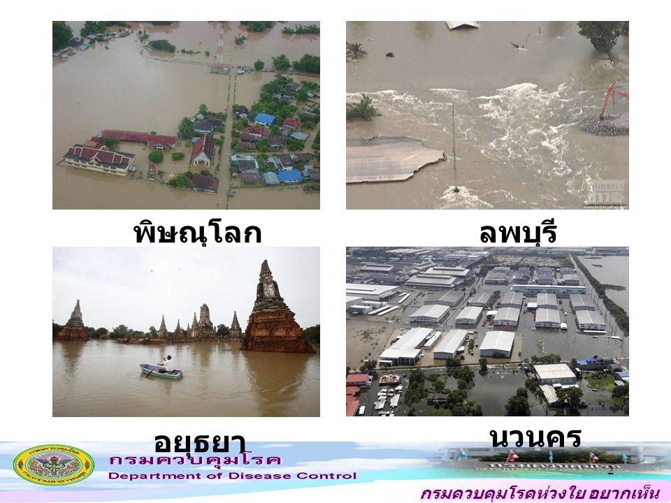 กรมควบคุมโรคห่วงใย อยากเห็น คนไทยสุขภาพดี 2 พิษณุโลกลพบุรี อยุธยา นวนคร