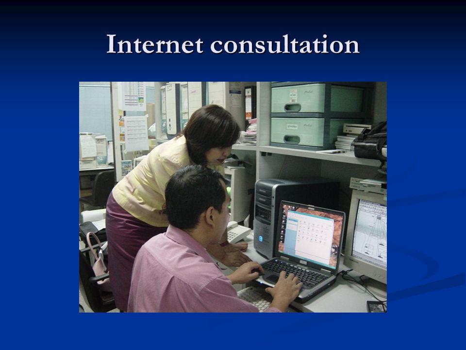 Internet consultation