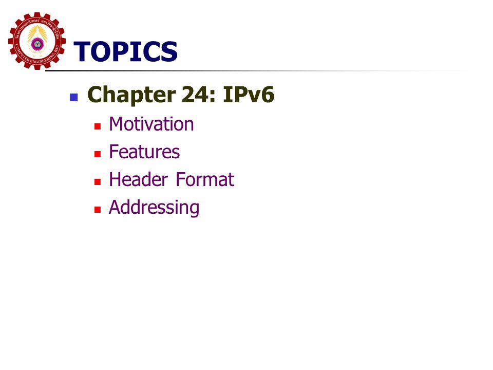 End of Chapter 24 Homework 4 (Week 6) Download การบ้านที่ 4 ให้ส่งวันพุธที่ 24 กรกฎาคม ก่อน 12.00 น.