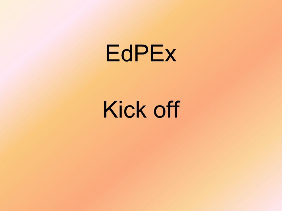 EdPEx Kick off