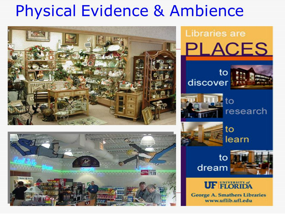 34 Physical Evidence & Ambience