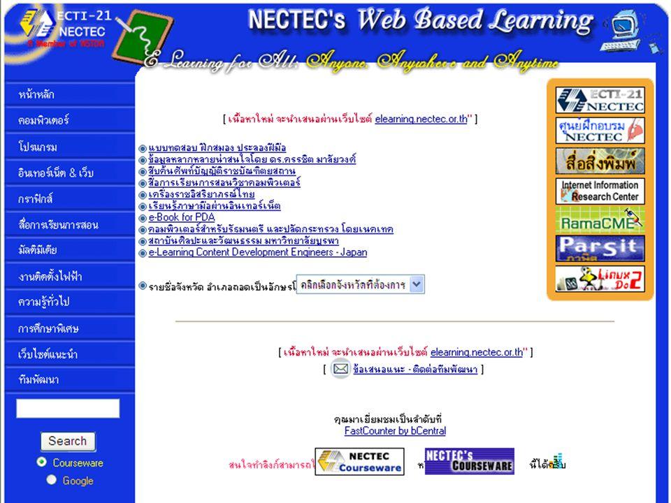 NECTEC WBL