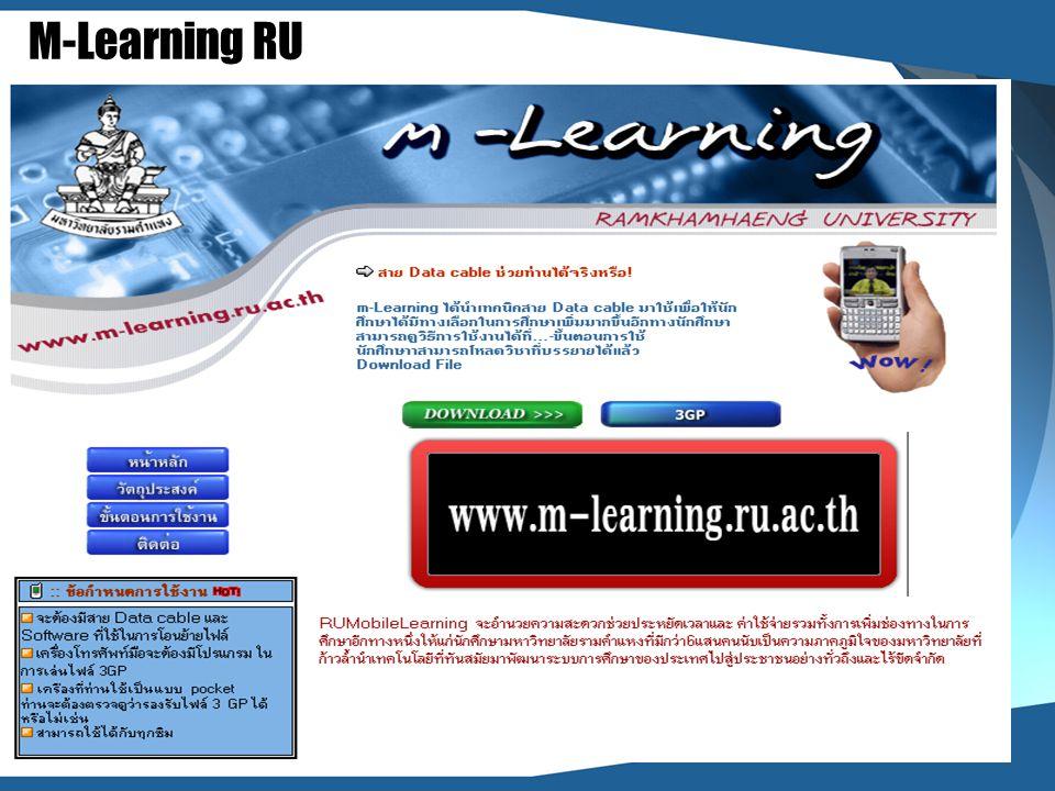 M-Learning RU