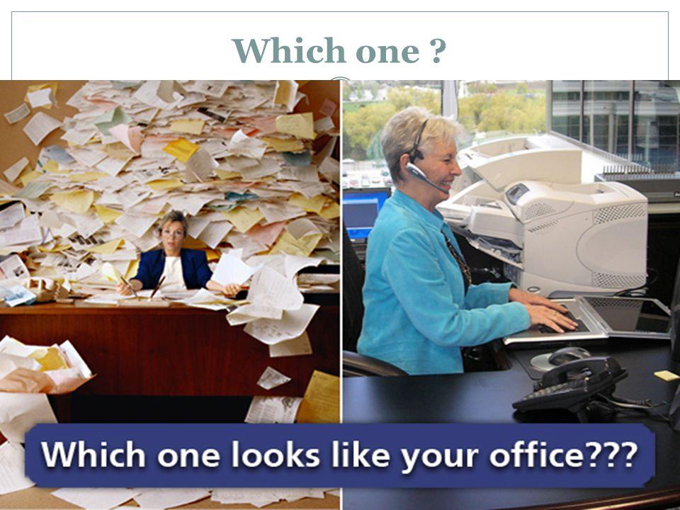 e-Office สำนักงานอิเล็กทรอนิกส์ (e-Office) คือ การใช้เทคโนโลยีระบบคอมพิวเตอร์ และ เทคโนโลยีการสื่อสาร เพื่อ ปฎิบัติงานทั่วไป งานประจำวัน อย่างเช่น การจัดการเอกสาร จดหมาย อิเล็กทรอนิกส์ การเก็บรักษาและแก้ไข กลุ่มข้อความ กลุ่มรูปภาพ งานทาง บัญชี และ อื่น ๆ สำนักงาน อิเล็กทรอนิกส์ ยังรวมถึงระบบ เครื่อข่ายคอมพิวเตอร์ที่มีโปรแกรมที่ สามารถใช้ประโยชน์อื่น ๆ อีกมากมาย