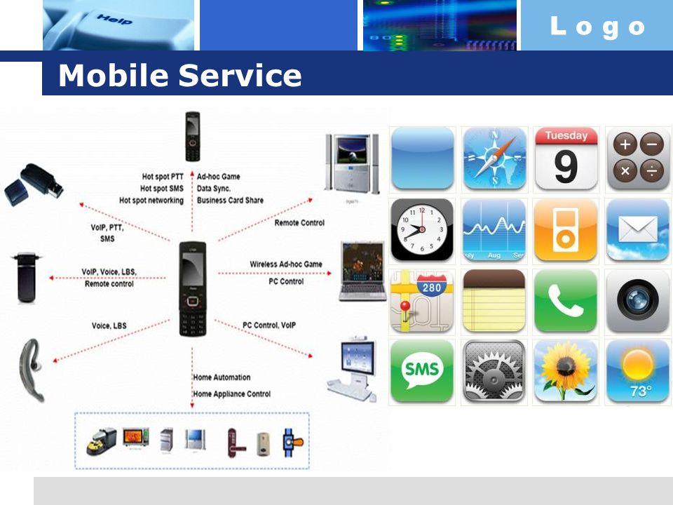 L o g o Mobile Service