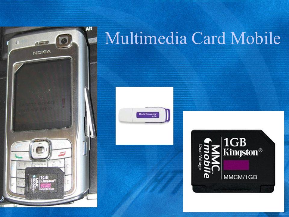 Multimedia Card Mobile