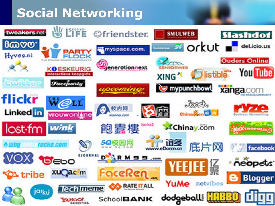 Social Networking www.prachyanun.com