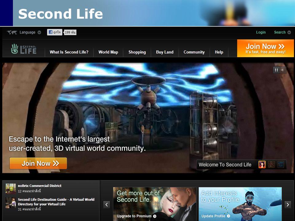 Second Life www.prachyanun.com