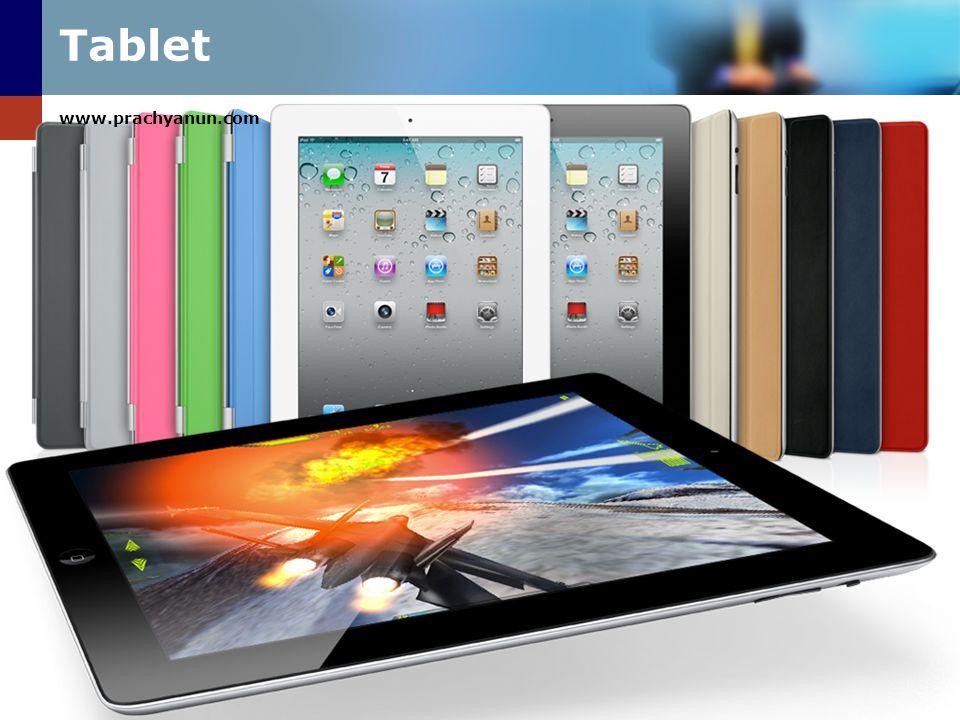 Tablet www.prachyanun.com