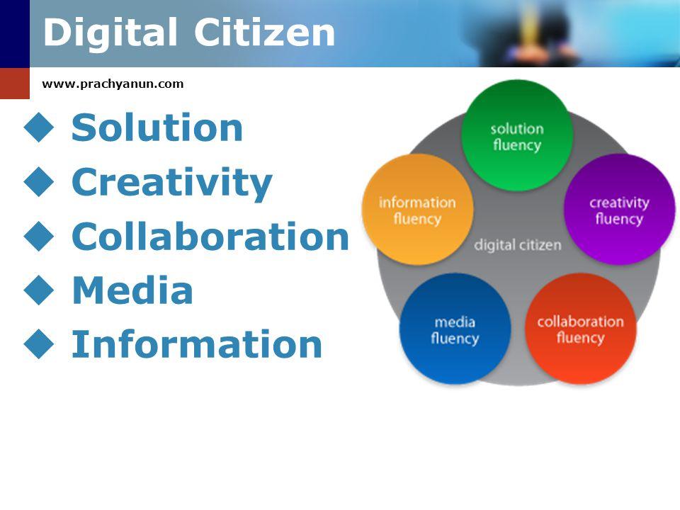 Digital Era >>>> www.prachyanun.com 