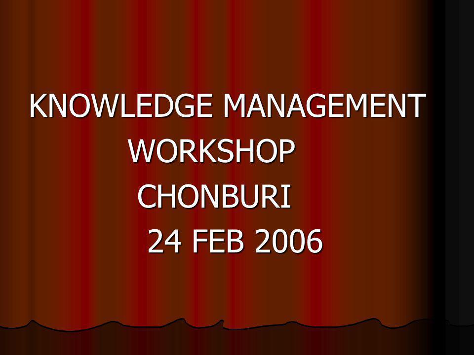 3. TALENT ที่มี TACIT KNOWLEDGE MANAGEMENT MODEL