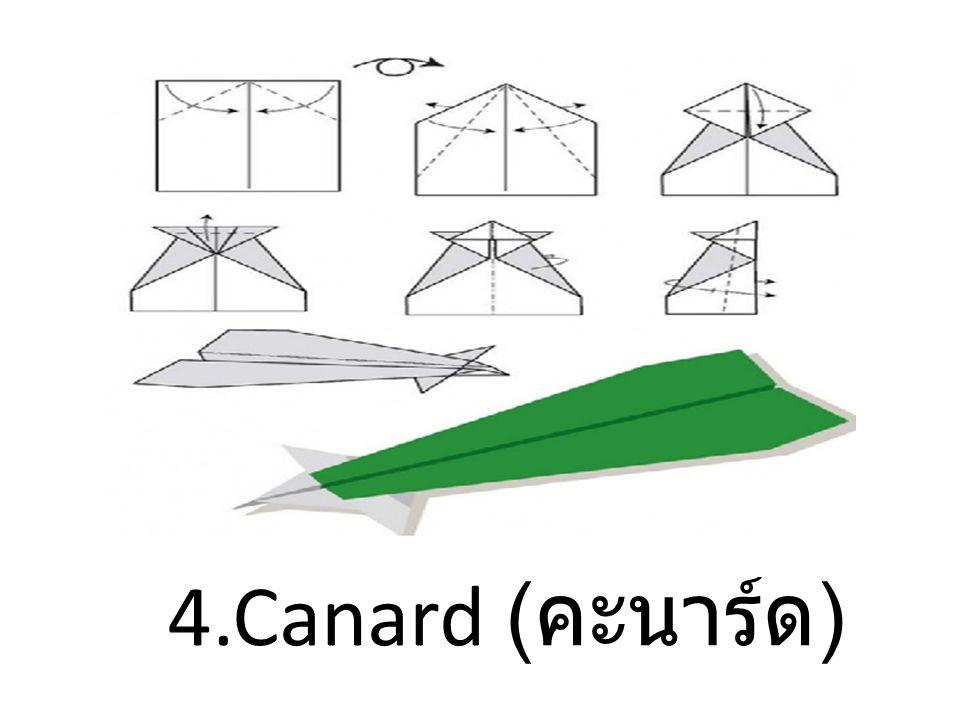 4.Canard ( คะนาร์ด )