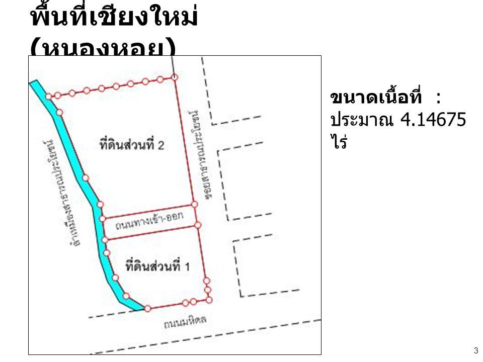 14 พื้นที่ตรัง ที่ตั้ง : บนสายตรัง - กันตัง ( ทาง หลวงหมายเลข 403) ติดกับ โครงการการเคหะแห่งชาติเดิม ไปทางทิศ ตะวันตก ห่างจากบริเวณแยกควน ปลิง ประมาณ 1.25 กิโลเมตร ในตำบลควนธานี อำเภอกันตัง จังหวัดตรัง