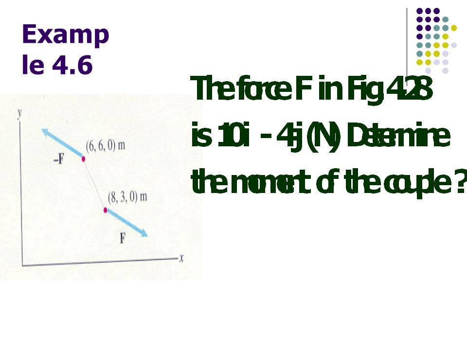 Examp le 4.6