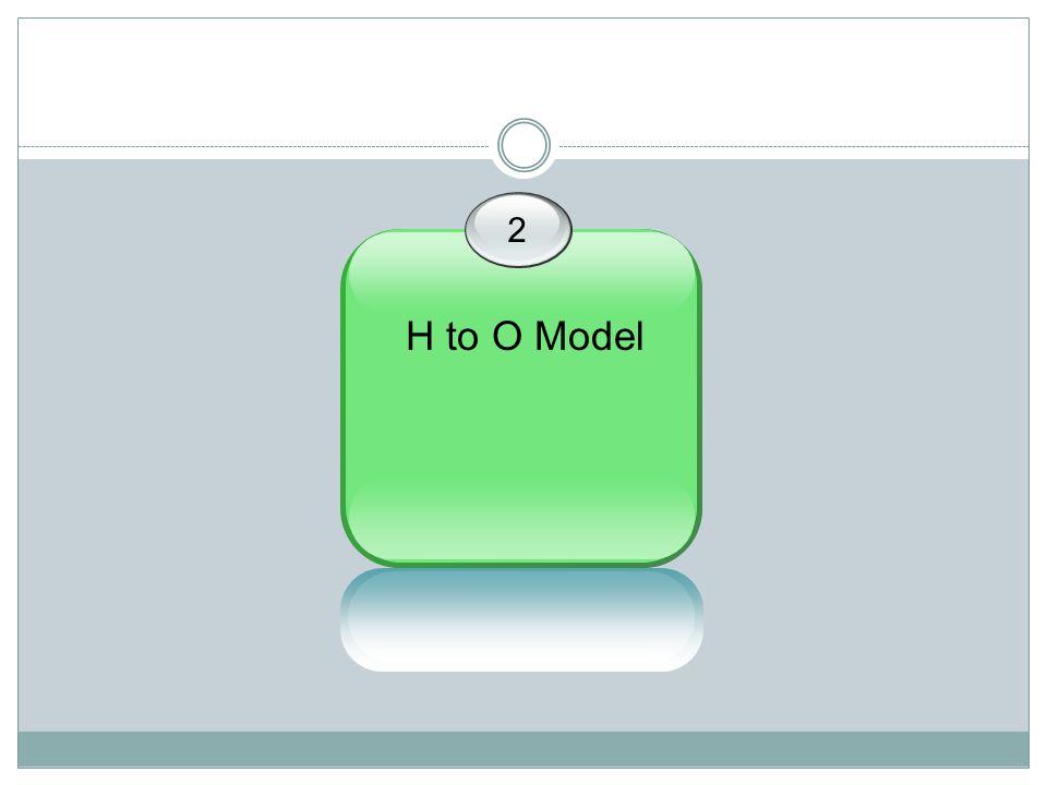 2 H to O Model