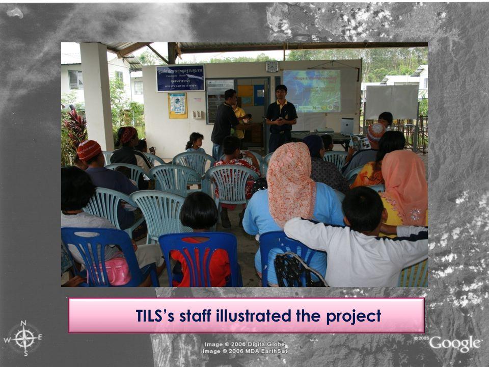 ลำดับที่ชื่อ - สกุล Name ตำแหน่ง Position 1414 นายมนตรี สาลี Mr.Montri Salee เจ้าหน้าที่โครงการอียู 15 นายธเนศ อินตัน Mr.Thanes Intan เจ้าหน้าที่โครงการอียู 16 นายสะมาแอ ตางาม Mr.Samair Tangam ชาวบ้านชุมชนบ้านชัยพัฒนา หมู่ 9 17 นายหมาดเส็น ตางาม Mr.Madsen Tangam ชาวบ้านชุมชนบ้านชัยพัฒนา หมู่ 9 18 นายดนร่าหมาน วิเศษ Mr.Donrarmarn wised ชาวบ้านชุมชนบ้านชัยพัฒนา หมู่ 9 19 นายรัฐการ พวงมณี Mr.Rathakarn Puangmanee ชาวบ้านชุมชนบ้านชัยพัฒนา หมู่ 9 20 นายรัชชานนท์ มะตะ พัน Mr.Ratchanon Matapan ชาวบ้านชุมชนบ้านชัยพัฒนา หมู่ 9