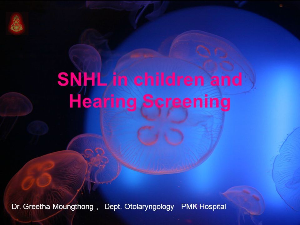 Meningitis and Labyrinthitis S.pneumoniae SNHL occurs more frequently in patient with S.