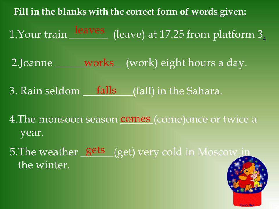 3. ประโยคบอกเล่าที่มี have หรือคำกริยาที่ไม่เติม s, es สามารถทำให้เป็นประโยคปฏิเสธได้โดยใช้ do not (don't) วางระหว่างประธานและกริยาแท้ ประโยคบอกเล่า (