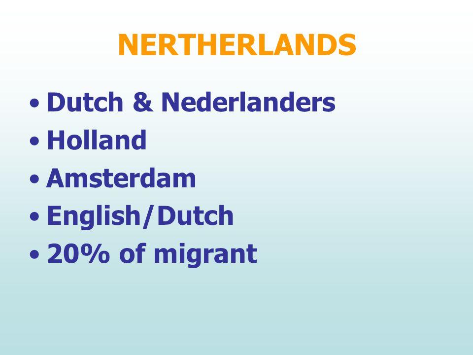Map - Netherland
